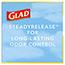 Glad® ForceFlex Tall Kitchen Drawstring Trash Bags, 13 Gallon Trash Bag, Fresh Clean Scent with Febreze Freshness, 40 Count, 6/CT Thumbnail 13