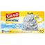 Glad® ForceFlex Tall Kitchen Drawstring Trash Bags, 13 Gallon Trash Bag, Fresh Clean Scent with Febreze Freshness, 40 Count, 6/CT Thumbnail 14