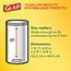 Glad® ForceFlex Tall Kitchen Drawstring Trash Bags, 13 Gallon Trash Bag, Fresh Clean Scent with Febreze Freshness, 40 Count, 6/CT Thumbnail 4
