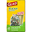 Glad® Tall Kitchen Drawstring Recycling Bags, 13 Gallon, Clear, 45 Count Thumbnail 6