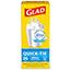 Glad® Small Trash Bags, OdorShield® 4 Gallon White Trash Bag, Febreze Fresh Clean, 26 Count, 6/CT Thumbnail 4