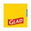 Glad® Small Trash Bags, OdorShield® 4 Gallon White Trash Bag, Febreze Fresh Clean, 26 Count, 6/CT Thumbnail 6