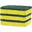 S.O.S.® Heavy Duty Scrubber Sponge, 3 Count, 8/CT Thumbnail 6