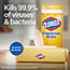 Clorox® Disinfecting Wipes, Bleach Free Cleaning Wipes, Fresh Lavender, 75 Wipes Thumbnail 2