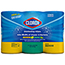 Clorox® Disinfecting Wipes Value Pack, Bleach Free Cleaning Wipes, 75 Count Each, 3/PK Thumbnail 10