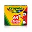 Crayola® Crayons, Non-Peggable, 64/PK Thumbnail 2