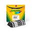 Crayola® Bulk Crayons, Regular Size, Black, 12/BX Thumbnail 1