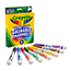 Crayola® ColorMax™ Markers, Ultra-Clean Washable, Classic, Broad Line, 8/ST Thumbnail 1