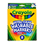 Crayola® ColorMax™ Markers, Ultra-Clean Washable, Classic, Broad Line, 8/ST Thumbnail 3