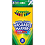Crayola® ColorMax™ Markers, Ultra-Clean Washable, Classic, Fine Line, 8/ST Thumbnail 1