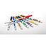 Crayola® ColorMax™ Markers, Ultra-Clean Washable, Classic, Fine Line, 8/ST Thumbnail 3
