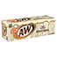 A&W Diet Root Beer, 12 oz. Can, 12/PK Thumbnail 7