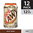 A&W Diet Root Beer, 12 oz. Can, 12/PK Thumbnail 6