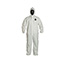 DuPont® ProShield® 60 Hooded Coveralls, Elastic Wrists and Ankles, White, 4X-Large, 25/CS Thumbnail 1