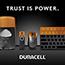 Duracell® Coppertop® AA Alkaline Batteries, 4/PK Thumbnail 4
