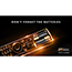 Duracell® Coppertop® AA Alkaline Batteries, 4/PK Thumbnail 6