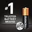 Duracell® Coppertop® AA Alkaline Batteries, 4/PK Thumbnail 7