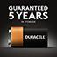 Duracell® Coppertop® 9V Alkaline Batteries, 2/PK Thumbnail 6