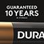Duracell® Rechargeable AAA NiMH Batteries, 4/PK Thumbnail 2