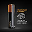 Duracell® Optimum Alkaline Batteries, AA, 8/PK Thumbnail 3