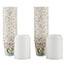 Dixie® PerfecTouch® Combo Bag, Paper Hot Cups w/Lids, 10 oz., 50/PK Thumbnail 3