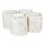 "Dixie® Pathways Soak-Proof Shield Medium Weight Paper Plates, 6-7/8"", Green/Burgundy, 1000/CT Thumbnail 5"