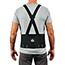 ergodyne® ProFlex® 1625 S Black Elastic Back Support Brace Thumbnail 1
