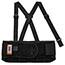 ergodyne® ProFlex® 1625 S Black Elastic Back Support Brace Thumbnail 2