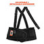 ergodyne® High-Performance Back Support, Black, M Thumbnail 5