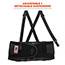ergodyne® ProFlex® 100 Black Economy Back Support, XL Thumbnail 4