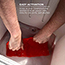 ergodyne® Chill-Its® 6602 Evaporative Cooling Towel, Orange Thumbnail 3
