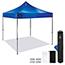 ergodyne® Shax® 6000 Heavy-Duty Commercial Pop-Up Tent, 10' X 10', Blue Thumbnail 1