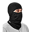 ergodyne® N-Ferno® 6823 Balaclava Face Mask - Wind-Proof, Hinged Design, Black Thumbnail 3