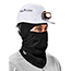 ergodyne® N-Ferno® 6823 Balaclava Face Mask - Wind-Proof, Hinged Design, Black Thumbnail 6