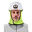 ergodyne® N-Ferno® 6842 Shoulder Lime 2-Layer Econo Winter Liner Thumbnail 8