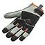 ergodyne® Heavy-Duty Utility Gloves, Gray, L Thumbnail 3