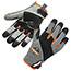 ergodyne® Heavy-Duty Utility Gloves, Gray, L Thumbnail 2