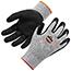 ergodyne® ProFlex® 7031 S Gray Nitrile-Coated Cut-Resistant Gloves A3 Level Thumbnail 1