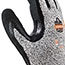 ergodyne® ProFlex® 7031 S Gray Nitrile-Coated Cut-Resistant Gloves A3 Level Thumbnail 2