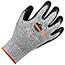 ergodyne® ProFlex® 7031 XL Gray Nitrile-Coated Cut-Resistant Gloves A3 Level Thumbnail 4