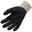 ergodyne® ProFlex® 7031 XL Gray Nitrile-Coated Cut-Resistant Gloves A3 Level Thumbnail 3