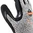 ergodyne® ProFlex® 7031 XL Gray Nitrile-Coated Cut-Resistant Gloves A3 Level Thumbnail 2