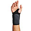 ergodyne® ProFlex® 4010 L-Right Black Double Strap Wrist Support Thumbnail 2