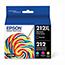 Epson® T212 Ink Cartridge - Color, Black - Inkjet - High Yield Thumbnail 1