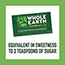 Whole Earth Sweetener Co. Nature Sweet® Sweetener Packets, 400/CT Thumbnail 4
