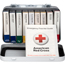 First Aid Only™ Unitized First Aid Kit for 10 People, 10 Units/KT, OSHA/ANSI Thumbnail 1
