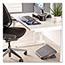 Fellowes® Standard Footrest, Adjustable, 17 5/8w x 13 1/8d x 3 3/4h, Graphite Thumbnail 4