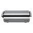 Fellowes® Quasar+ 500 Manual Comb Binding Machine, 18 1/8 x 15 3/8 x 5 1/8, Metallic Blue Thumbnail 2