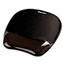 Fellowes® Gel Crystals Wrist Support, Mouse Pad/Wrist Rest, Black Thumbnail 2