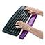 Fellowes® Gel Crystals Keyboard Wrist Rest, Purple Thumbnail 2